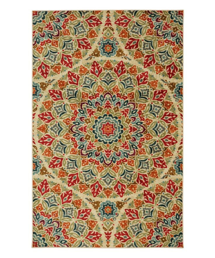 This durable-yet-gorgeous nylon rug will perform double duty in your home as it protects your floors from tracked-in dirt and grime while also adding a lovely accent.