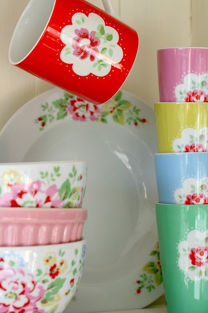 cath kidston goodies...I love the ditsy flowers