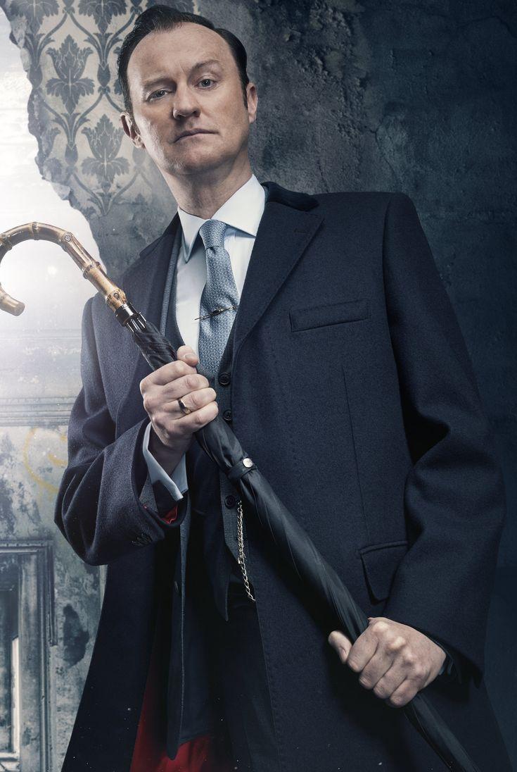 Sherlock Season 4 || Mycroft Holmes