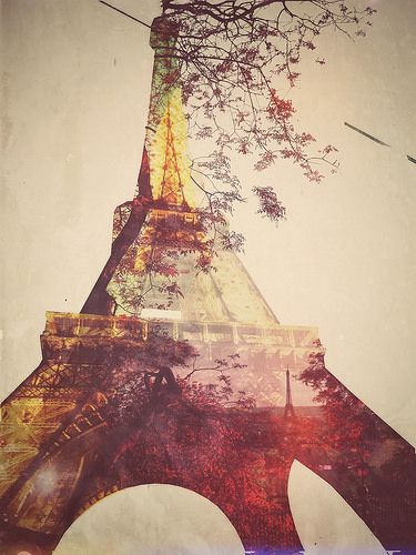 Double Exposure - Eiffel Tower | Flickr - Photo Sharing!