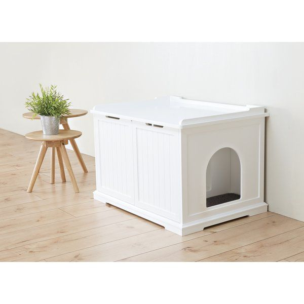 Frieda Litter Box Enclosure Litter Box Enclosure Litter Box Furniture Litter Box