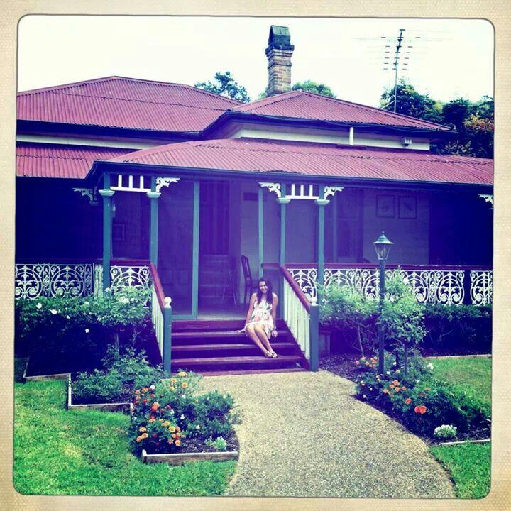 Cunangra winery. Queensland.  Australia