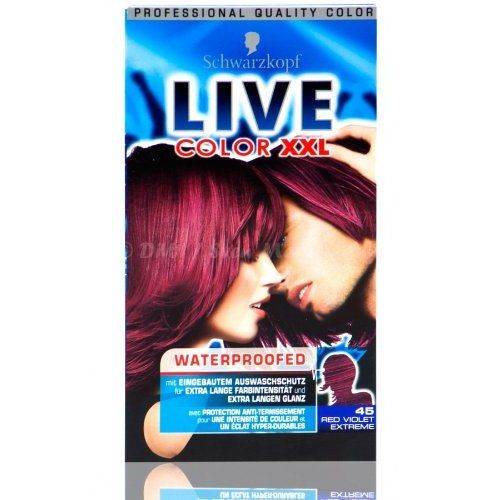 Schwarzkopf Live Color XXL Red Violet 45