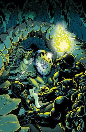ElfQuest: The Final Quest #9 :: Profile :: Dark Horse Comics