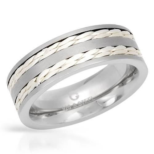 925 Sterling Silver Ring - Size 12