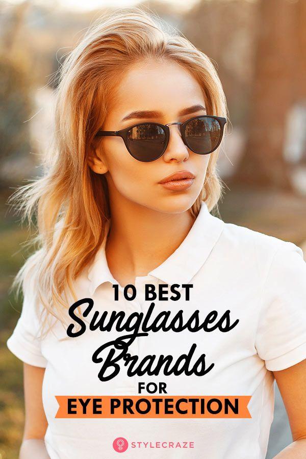 ce9dace1d0f 10 Best Sunglasses Brands For Eye Protection  trending  trends  trendingnow