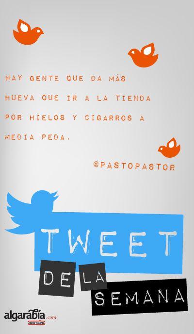 #TweetDeLaSemana