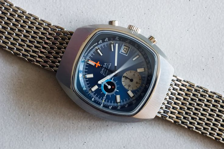 FRATELLO: The Story Of The Original Omega Seamaster Jedi Chronograph