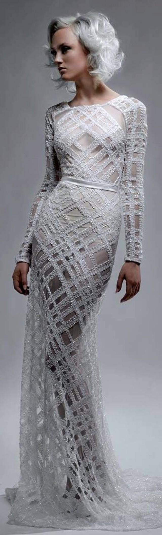 Wedding Dress by Paolo Sebastian