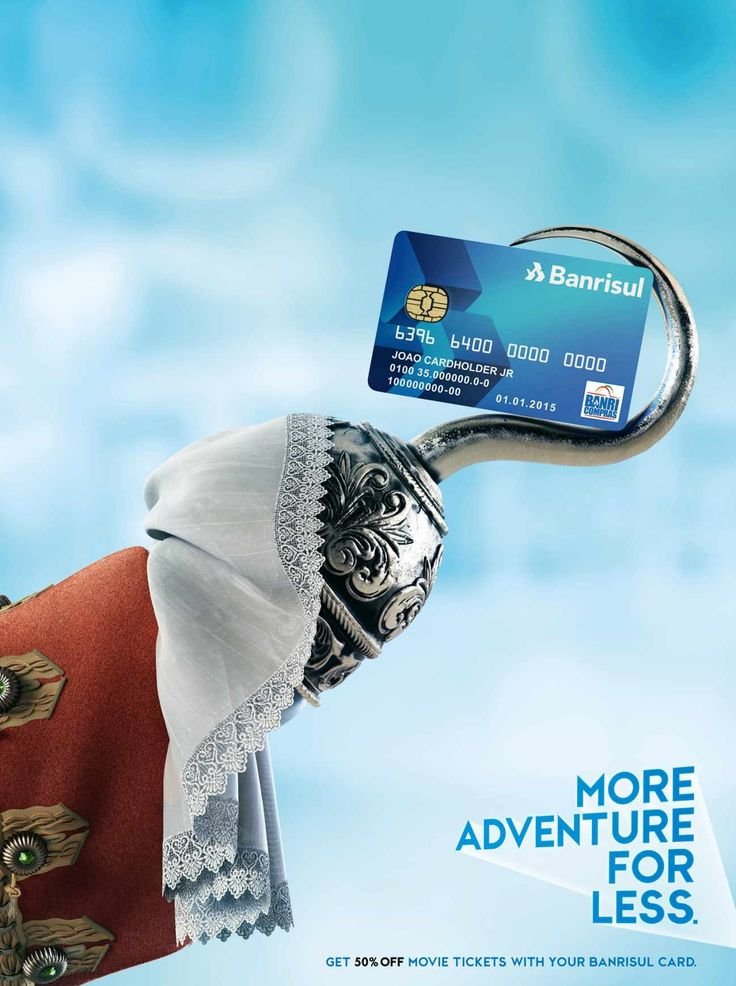 Banrisul Credit Card: Adventure