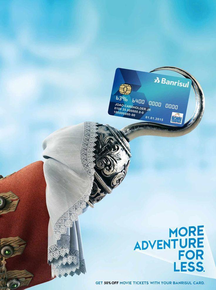 Banrisul Credit Card: Adventure