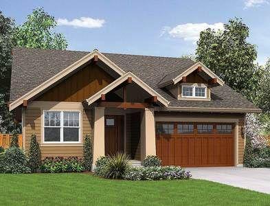 Plan 69554AM: 3 Bedroom Craftsman Ranch Home Plan