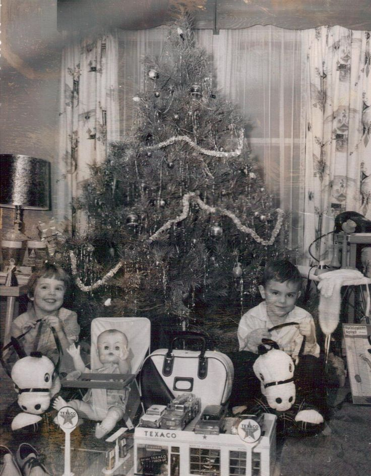 We all have those Christmas pictures with our treasures.