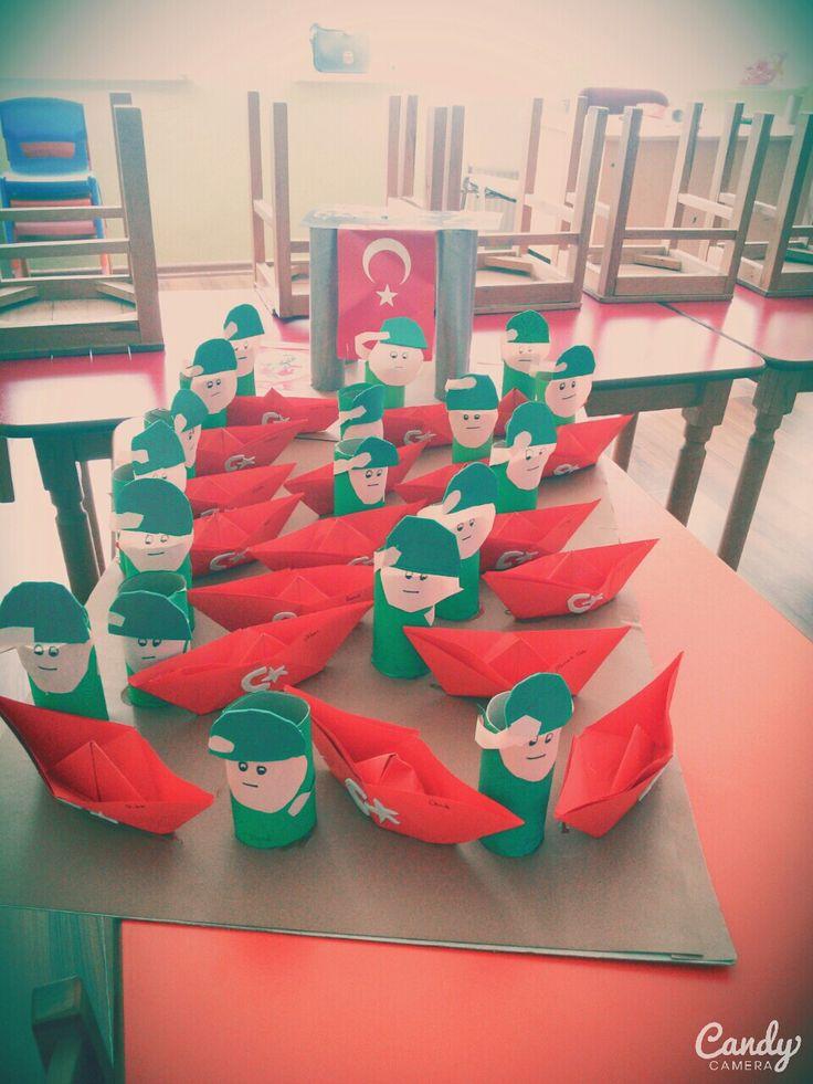 18 Mart Canakkale Zaferi Şehitleri Anma Günü