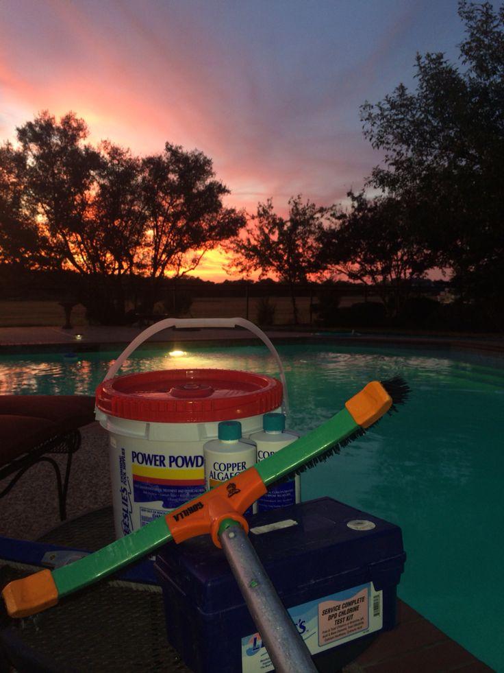 Celina pool service celina texas 75009