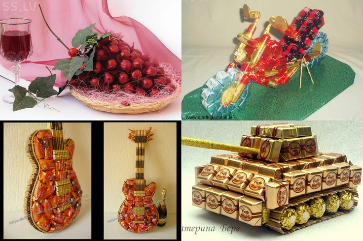 candy figuresDesserts Ideas, Sweets Ideas
