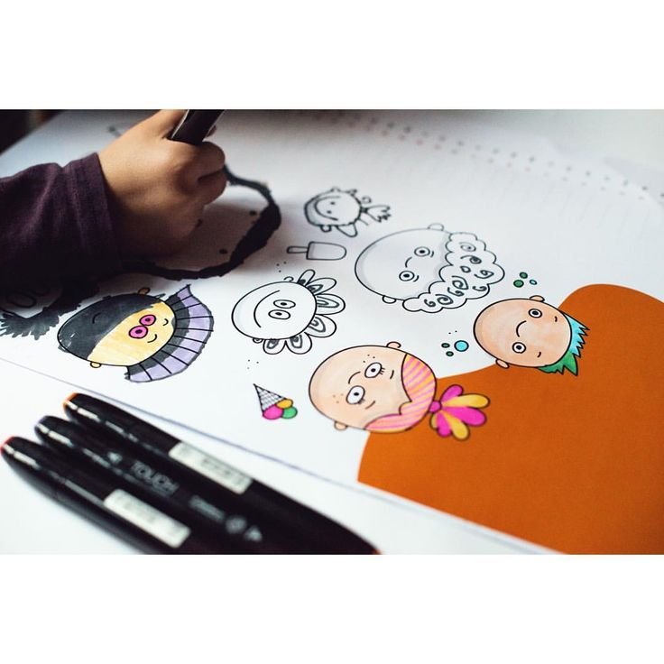 Something new is going on in our product range ;) ... sneak peak #drawing #drawings #graphic #graphics #graphicdesign #childart #supplyanddesign #schüler #schule #newproduct #brand #nino #illustration #illustrations #faces #character #characterdesign #characters #painting #child