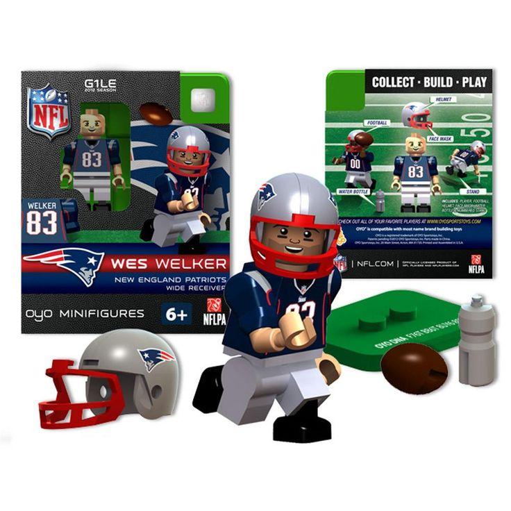 OYO Figurine NFL - Wes Welker