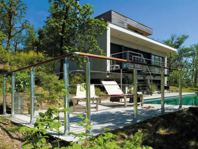 25 best ideas about balustrades de terrasse sur pinterest. Black Bedroom Furniture Sets. Home Design Ideas