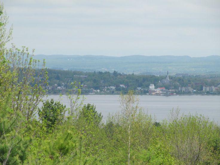Lac Memphremagog, Quebec