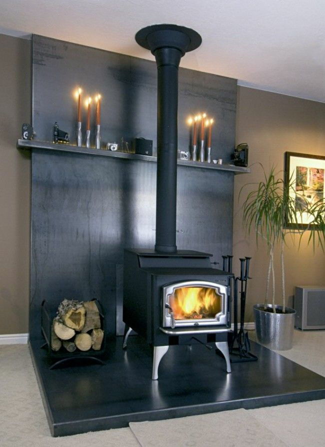 Wood Stove Fire Bricks 4 9 : Best fireplaces images on pinterest fire places