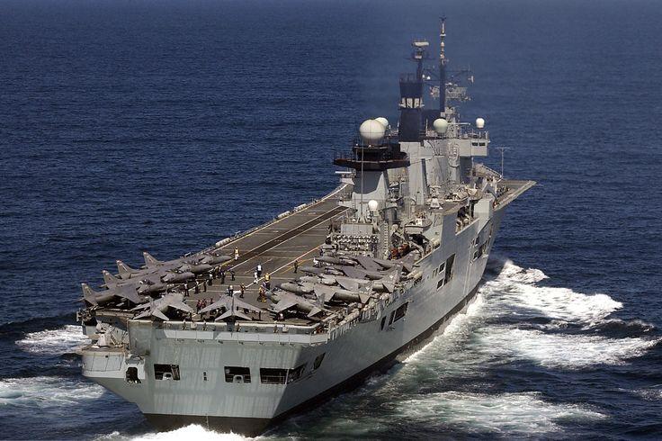 Hms illustrious mod old ships pinterest hms