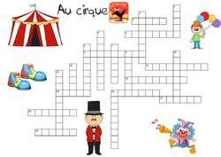 LE CIRQUE ROUGE - CP