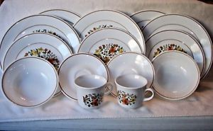 Vintage Corning Ware Corelle Indian Summer Assorted Replacement Dishes Or Sets  | eBay