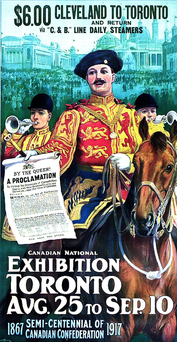 Canadian national exhibition 1917 toronto public library
