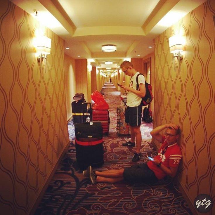 Couldn't find our room 😂 📍Bellagio Hotel Las Vegas https://youtu.be/kuf3ko6sZbg  #lasvegas #bellagio #hotel #traveller #blogger #influencer #blog