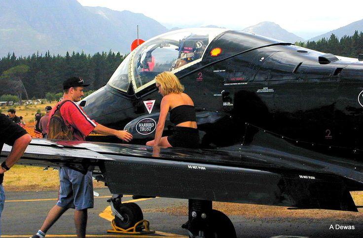 2001 Stellenbosch Airshow