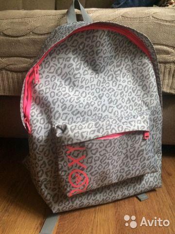 Рюкзак roxy новый