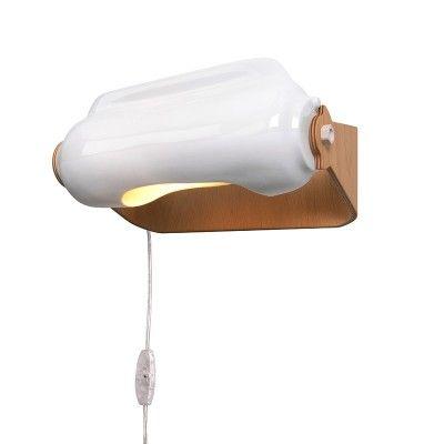 Lampe Polaire Boréale avec Support Clair Tsé-Tsé - Lili's