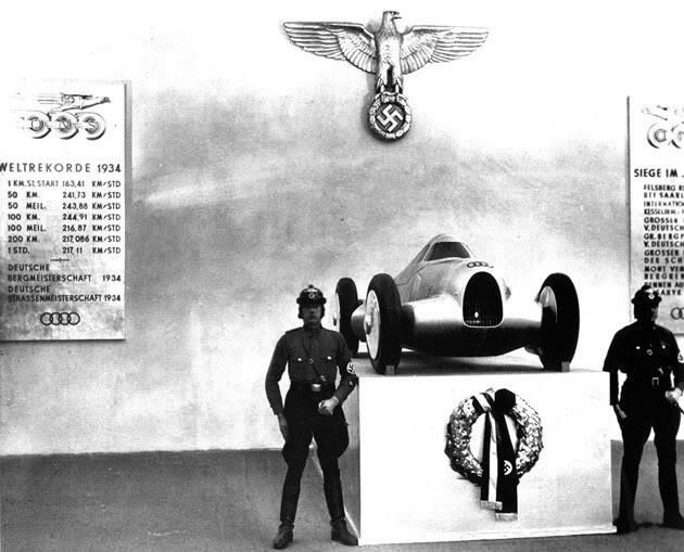 world speed records of 1934
