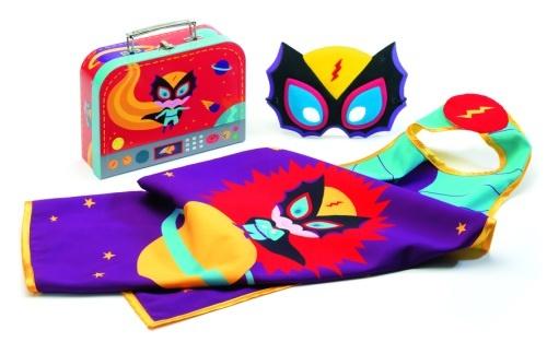 zzzBOY Superhero Outfit