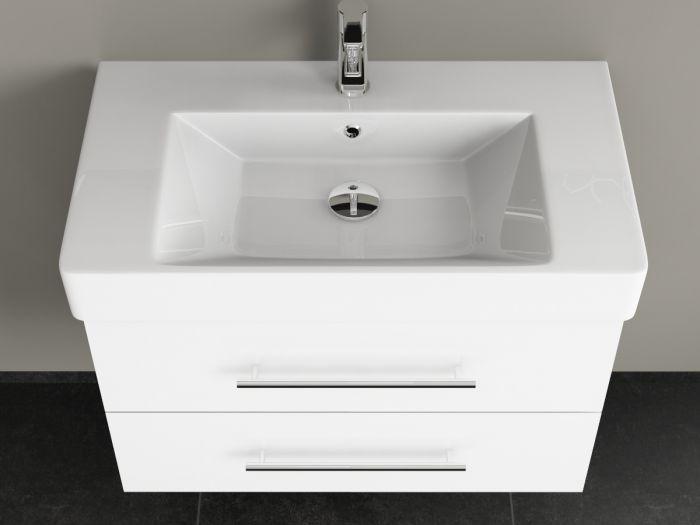 Ordentlich 20+ parasta ideaa Pinterestissä: Waschtisch 80 cm | Badezimmer  OA07