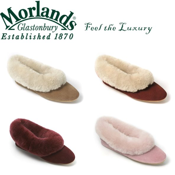 The Seaforth, another perennial favourite, is available in six stunning colours and are guaranteed to keep your feet snug and warm season after season!  Shop here: http://www.morlandssheepskin.co.uk/products/ladies-sheepskin-slippers/item/seaforth