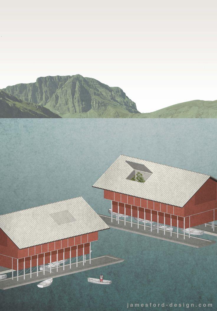 Lake House no. 01