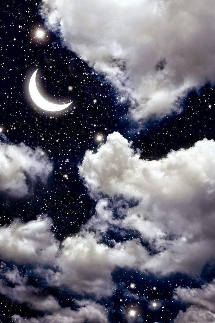 красивые картинки луны и звезд вертикально какие дебри куда