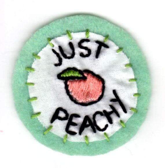 Diy Handmade Embroidered Patch: 72 Best DIY / Badges And Medals Images On Pinterest