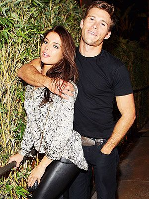 Brittany Brousseau and Scott Eastwood