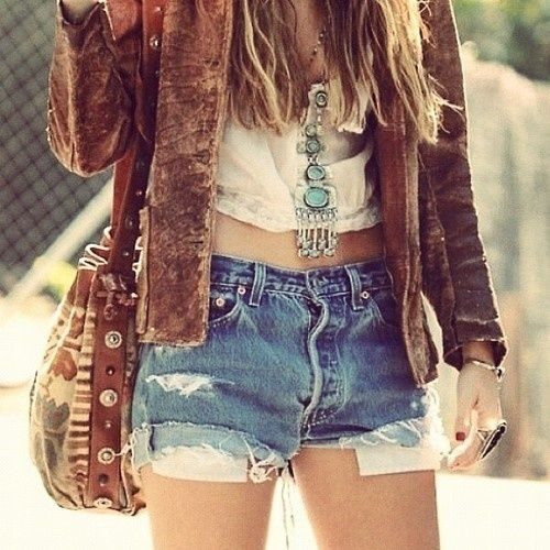 Hipster Bohemian Style Cute Outfit Inspiration Trend Boho Indie Fashion Fashionista My Style