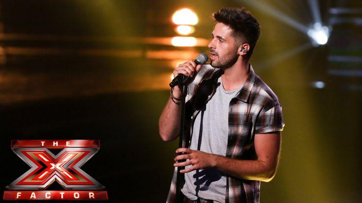 Ben Haenow sings Bridge Over Troubled Water | Live Week 1 | The X Factor...