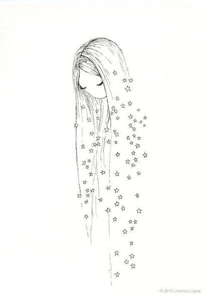 idée activité enfant: dessin coloriage et gommettes étoiles.