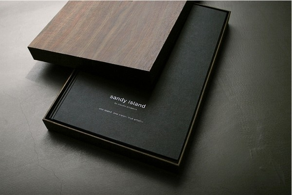 book & packaging