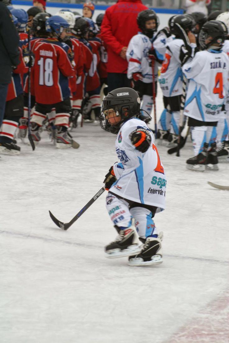 Ice hockey player: Marcell Buki