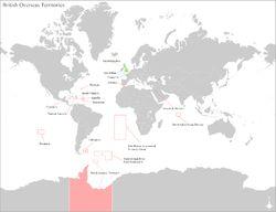 British Overseas Territories United Kingdom Crown dependencies