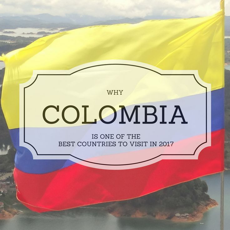 Colombia recently was voted second best Country to visit in 2017! Do you want to know why? Check out our new blogpost! #travelandmakeadifference #colombia #palenquetourscolombia #travel #Destination