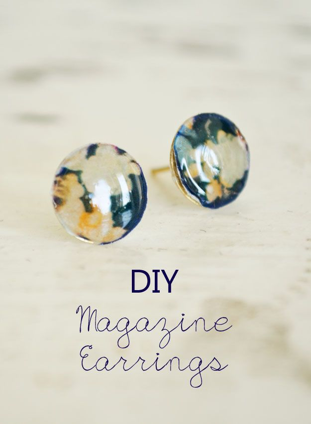 14 Easy DIY Projects Made Of Old Magazines To Make Right Now
