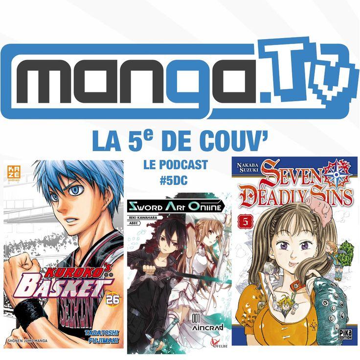 Au programme de ce 3e épisode : Pourquoi les mangas de sport sont-ils un échec en France ? Quelle importance ont les adaptations dans le monde du manga ? Est-ce la fin pour Seven Deadly Sins ? #podcast #manga #la5edecouv #adaptation #shonen #shojo #seinen
